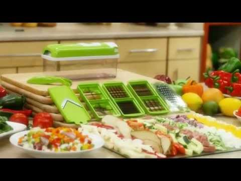 Nicer Dicer Plus - Salad Creations