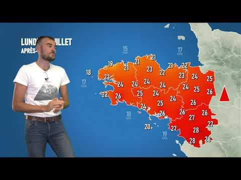 Illustration de l'actualité La météo de votre lundi 13 juillet 2020