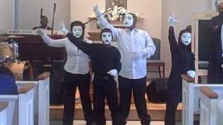 Bless Me! Mime by Donald Lawrence