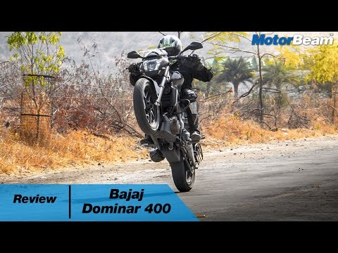 Most Exhaustive Bajaj Dominar 400 Review - 22 Questions Answered   MotorBeam
