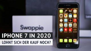 IPHONE 7 in 2020/2021 - Lohnt sich der Kauf noch? (Swappie)   Techupdate