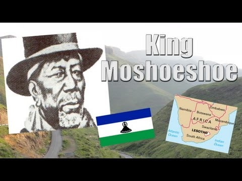 King Moshoeshoe: Founder of the Basotho Nation