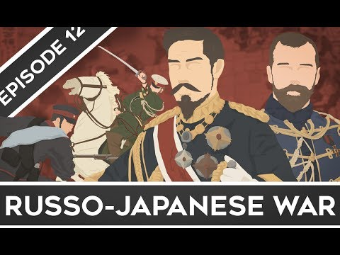 Feature History - Russo-Japanese War