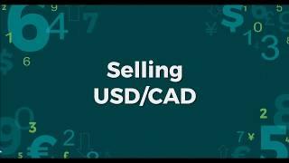 Trade Idea: Selling USDCAD