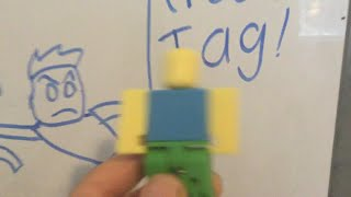 ROBLOX IN REAL LIFE: FREEZE TAG