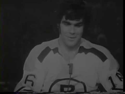 1970 Derek Sanderson interview