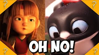 So Hiccup's kids want to KILL Toothless | HOW TO TRAIN YOUR DRAGON - HOMECOMING