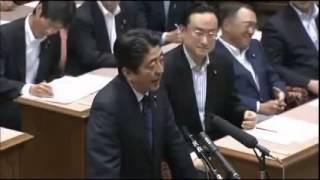 安倍総理VS石原慎太郎『江田は社会党と同じようなもの』平成26年6月11日