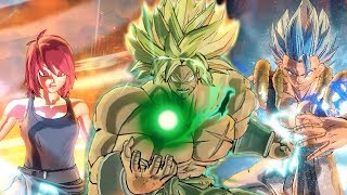 NEW PARALLEL QUEST! Gogeta Vs Broly, The Final Battle! | Dragon Ball Xenoverse 2 Mods
