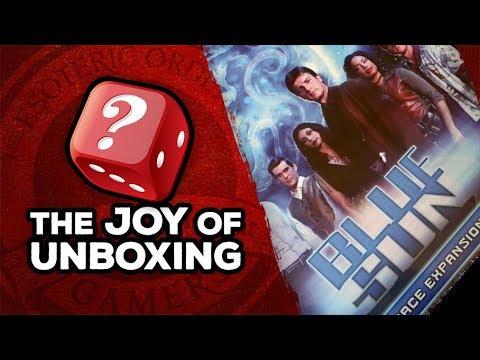 The Joy of Unboxing: Blue Sun