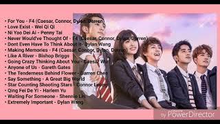 Full Meteor Garden 2018 OST***