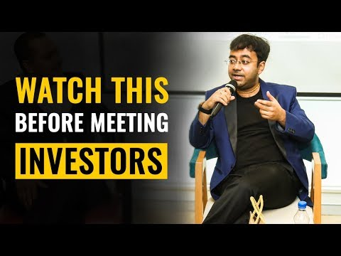 , title : 'Funding for startups | What investors look for? | Watch this before meeting investors