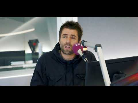 Liam Gallagher on Album Number 2, moving house, Ed Sheeran's clothes & more