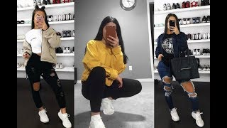 OUTFITS TUMBLR - BADDIE CASUAL 2018 | ALOHA❤