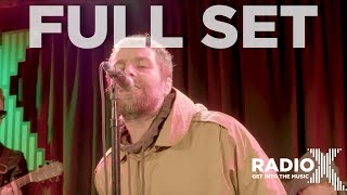 Liam Gallagher   LIVE From The Roof Full Performance | Radio X Session | Radio X