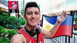 MY FIRST DAY in the PHILIPPINES! (CEBU CITY VLOG)