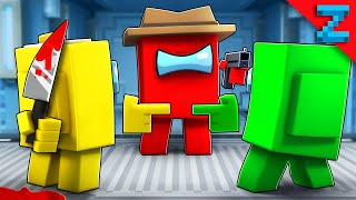 """AMONG US 🎵 Minecraft Animation Music Video  [VERSION B] (""""Lyin' 2 Me"""" Song by CG5)"""