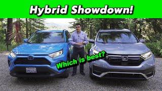 Sorry Honda, I Changed My Mind   RAV4 Hybrid Vs CR-V Hybrid