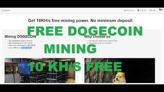 Lex-Doge   Double your DOGE in 2 days   Free Dogecoin Cloud