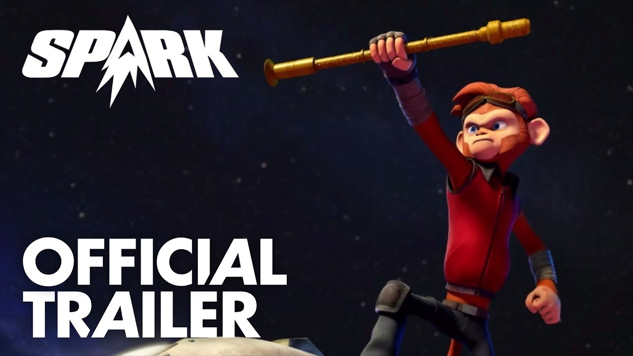 Video trailer för Spark: A Space Tail - Official Trailer - In Theaters April 14