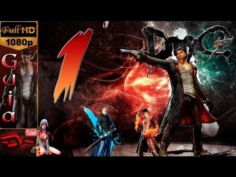 Gameplay de DmC: Devil May Cry