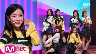 [APRIL - Oh! my mistake] KPOP TV Show | M COUNTDOWN 181108 EP.595