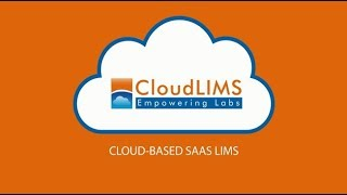 CloudLIMS video