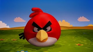 ANGRY BIRDS MADE WITH CINEMA 4D