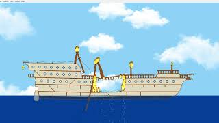 Floating Sandbox Gave Us Sinking Ships. 1.12 Gave Us FIRE!!   Floating Sandbox 1.12