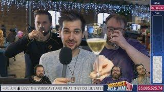 Simon, Lewis And Turps Reacts To Their $5 Million Thank You Video