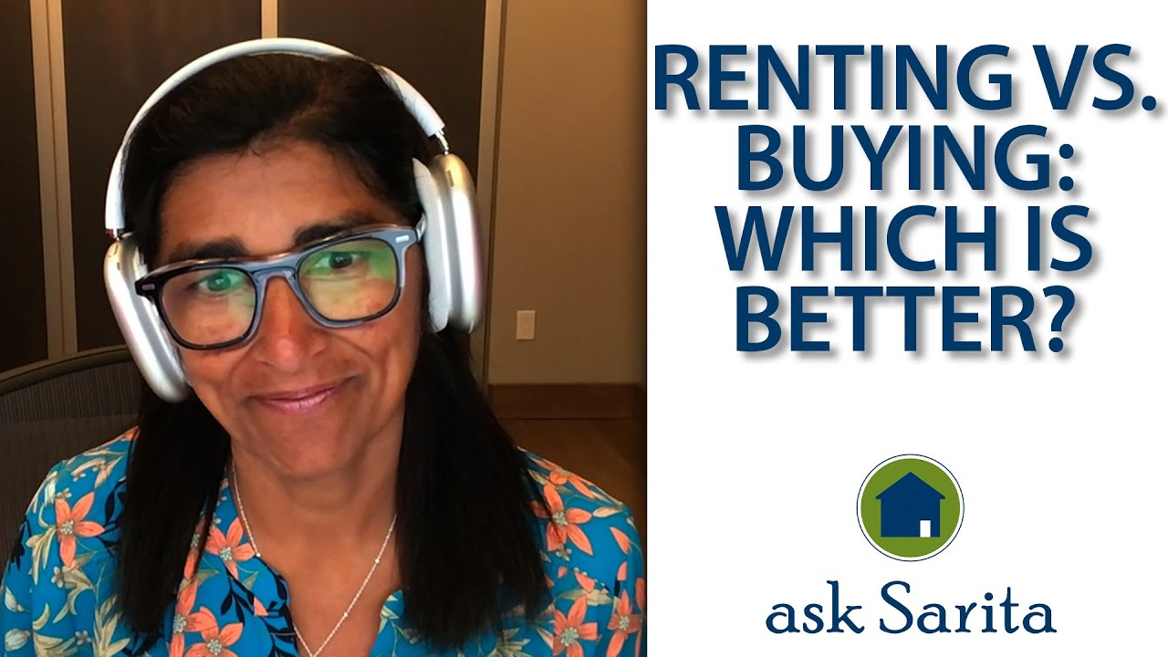 The Benefits of Buying vs. Renting a Home