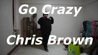 Go Crazy - Chris Brown, Young Thug | FreeStyle Cover | Scribble Edit