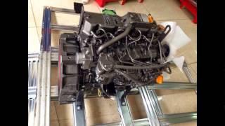 Новый двигатель YANMAR 4TNV88