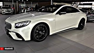 The New Mercedes AMG S63 4Matic+ Coupe Is Worth €251.000