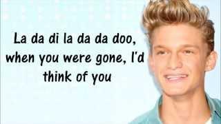 La Da Dee - Cody Simpson + Lyrics on screen