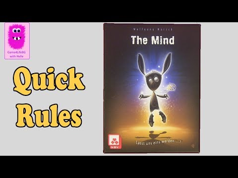 Quick Rules -The Mind