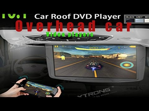 ★♡★♡♡The Ten Best Overhead car video players HD review
