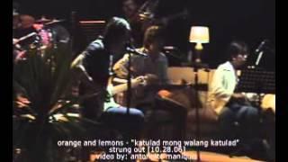 """""""Ang Katulad Mong Walang Katulad"""" by Orange & Lemons"""