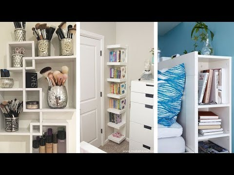 24 Super Cool Bedroom Storage Ideas That You Probably Never Considered
