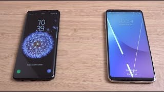 Samsung Galaxy S9 vs LG V30 - Which is Fastest?