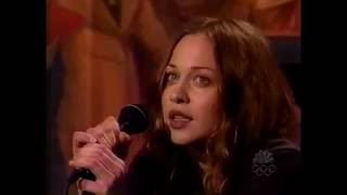 Fast As You Can (En vivo) - Fiona Apple (Video)