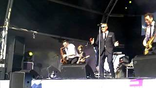 ABC Martin Fry - Date Stamp (Music on the Hill Festival 26/06/2011)