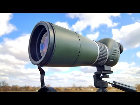 IPRee (Suncore) 15-45x60S Monocular / Review and test.