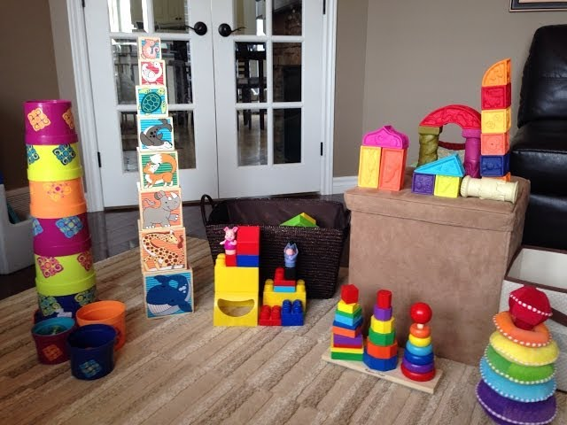 """Top Educational & """"Hands On"""" Toddler Toys"""