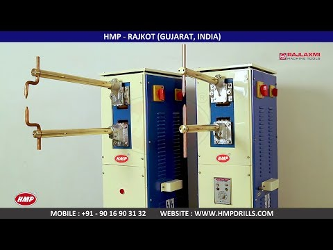 10 KVA Special Almari Making Spot Welding Machine Without Timer With 24