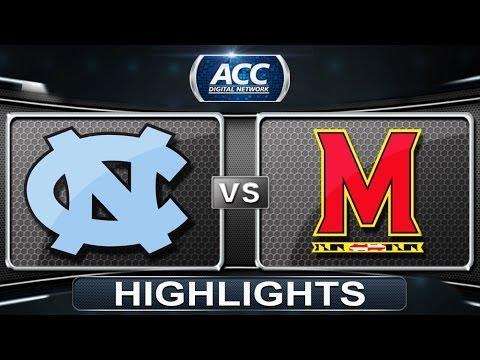 North Carolina vs Maryland | 2014 ACC Women's Basketball Tournament Highlights