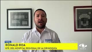 HOSPITALES LISTOS PARA COMBATIR EL COVID-19