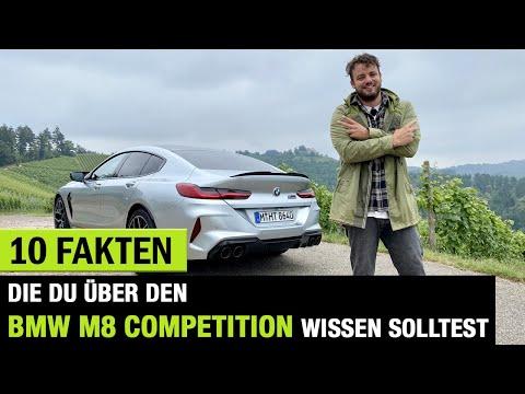 10 Fakten❗️die DU über DEN BMW M8 Competition wissen solltest! 🖤 Fahrbericht | Review | Test | POV!