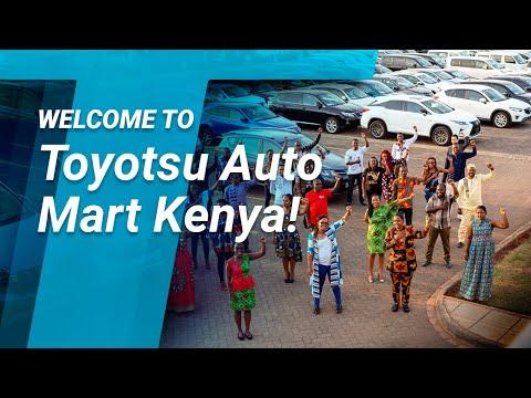 Welcome to Toyotsu Auto Mart Kenya