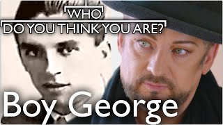 Boy George Discovers Great Uncle Was In The IRA | Who Do You Think You Are